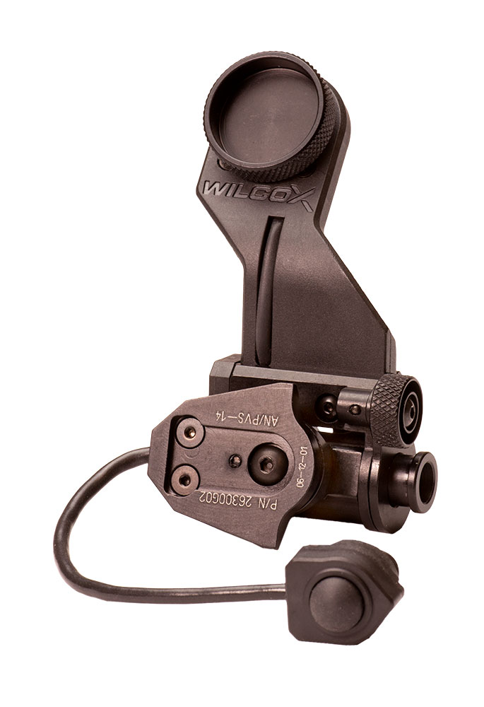 Wilcox AN PVS-14 Arm GEN I with NVG On Off Switch
