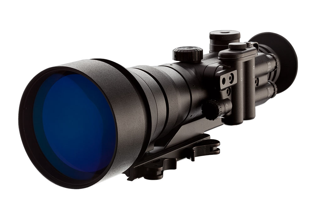 Gladius 7610 6X Gen 3 Gated Night Vision Scope