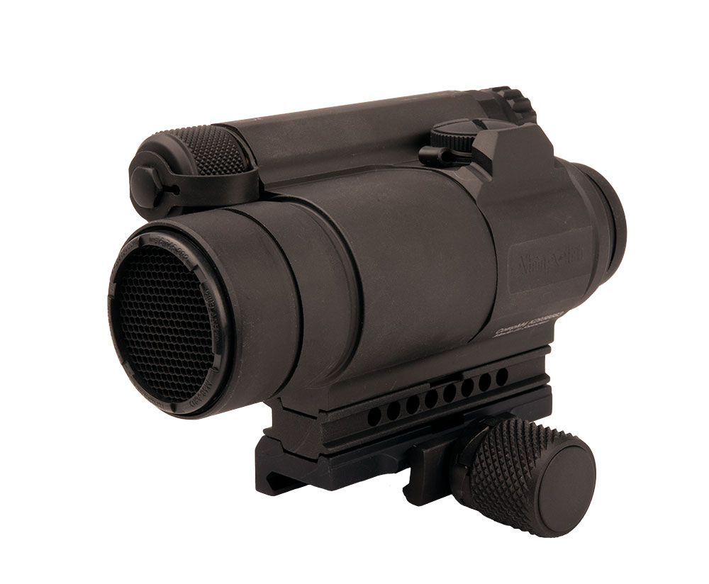 The Aimpoint CompM4 Inc QRP2 Mount