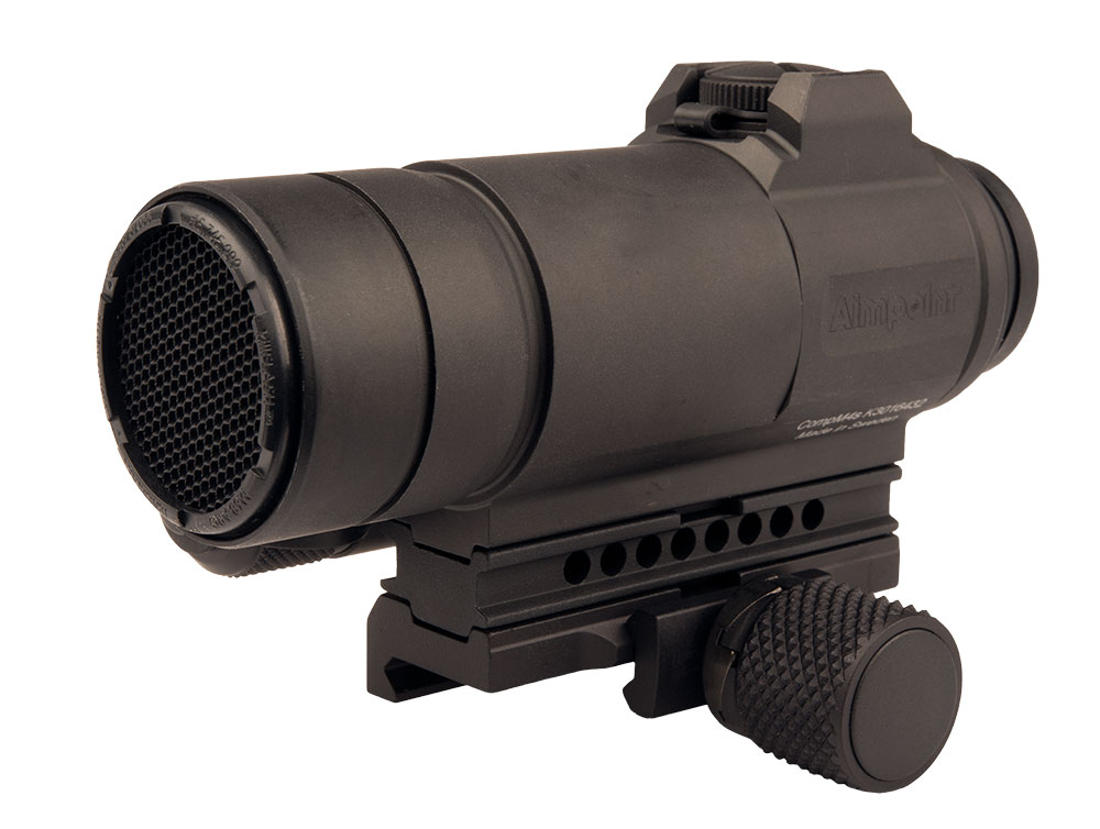 Aimpoint CompM4s Inc QRP2 Mount