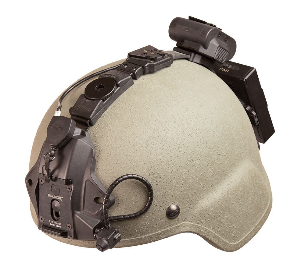 Wilcox Mission Helmet Recording System MHRS