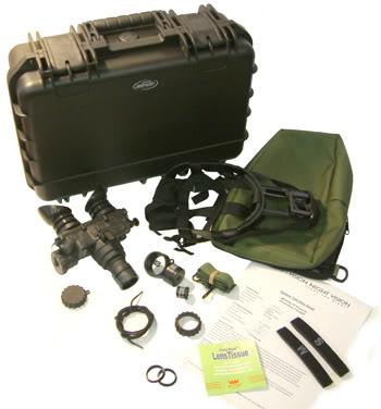 ITT PVS-7 Delta Kit Goggle Gen 3
