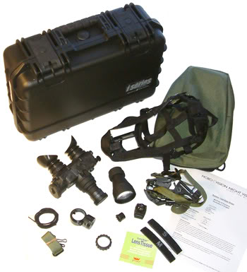 ITT PVS-7 SOCOM Goggle Kit Gen 3 Pinnacle