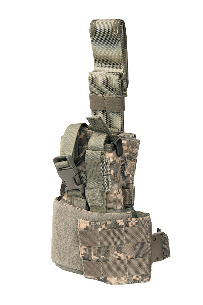 Eagle Universal 92F Universal Holster Molle Style ACU