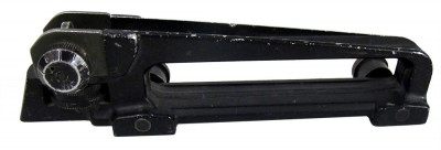 USGI Contract AR15 Carry Handle w Rear Sight USED