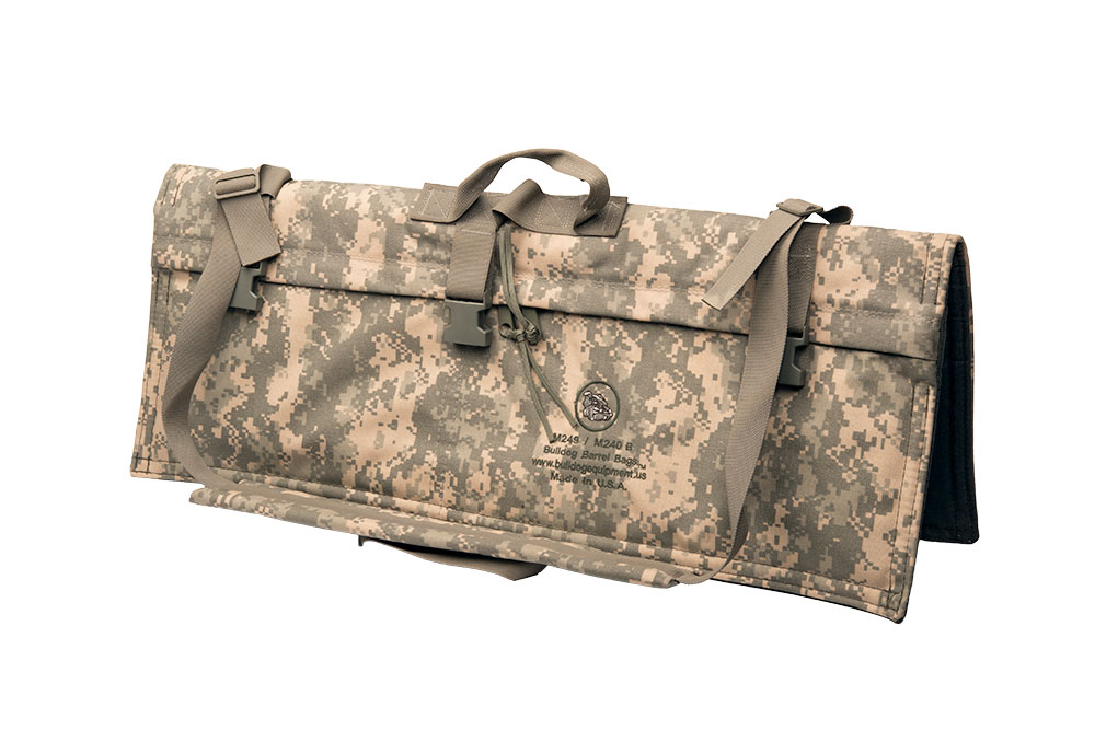 Bulldog Equipment M240B M249 Saw Spare Barrel Bag