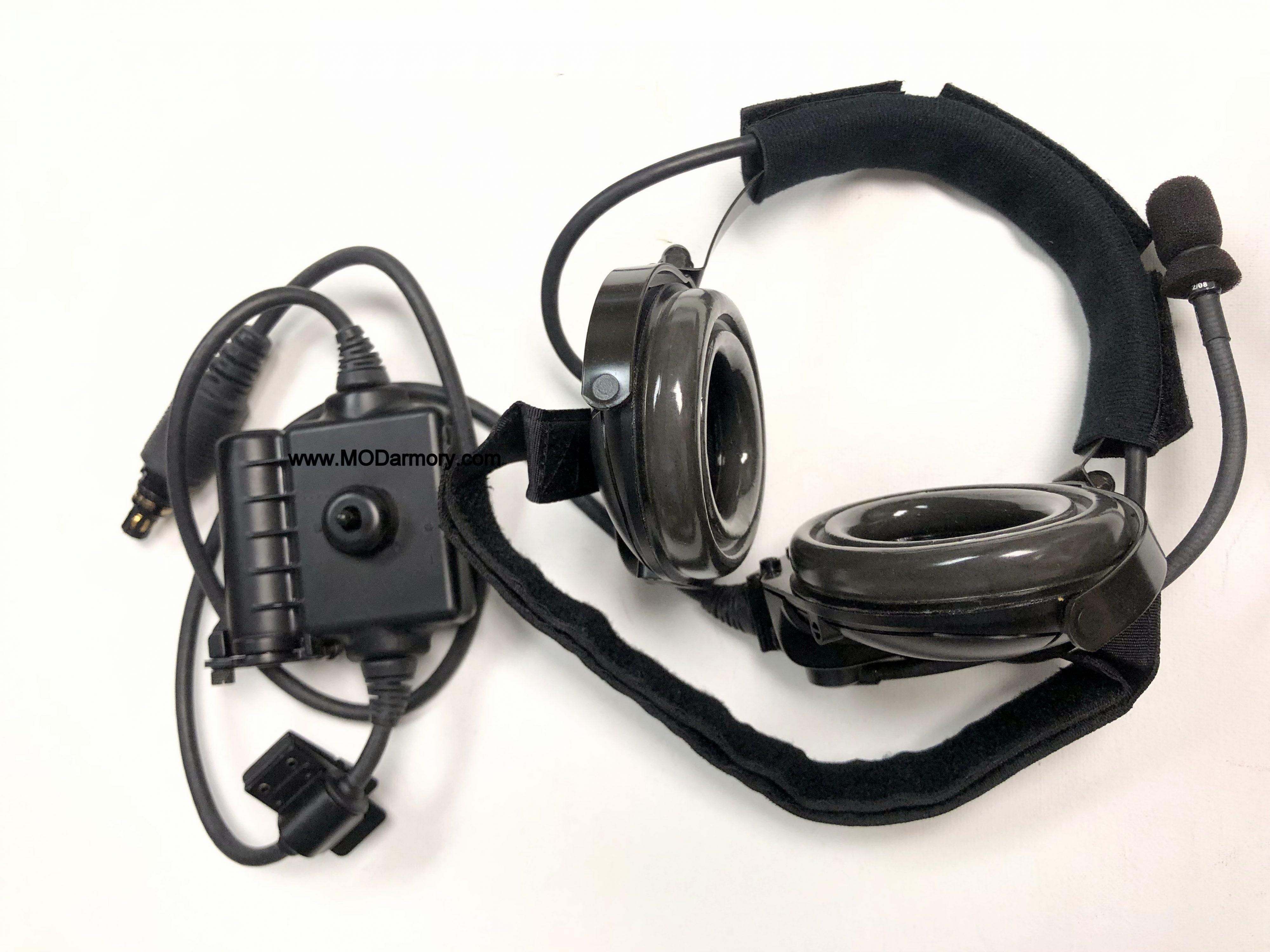 Bose Triport Tactical Communication Headset