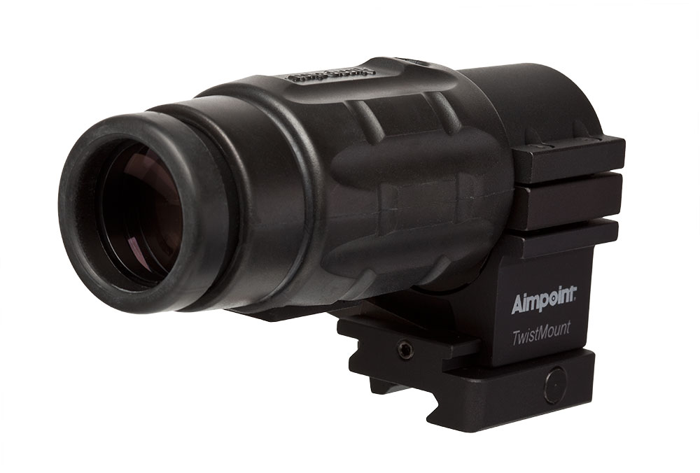 Aimpoint 3X MAG Inc TwistMount & Spacer