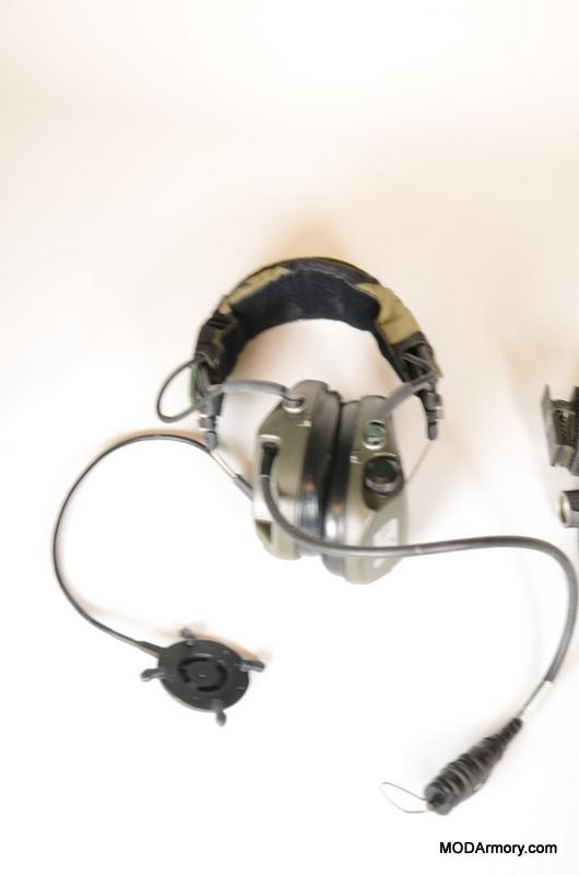 Msa Sordin Supreme Pro X Comm Headset With Prc Ptt