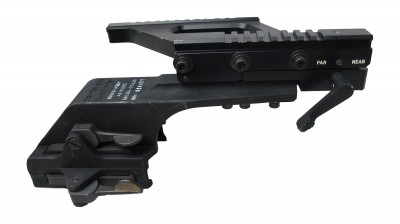 M2 Browning Scope Mount with Picatinny Rail