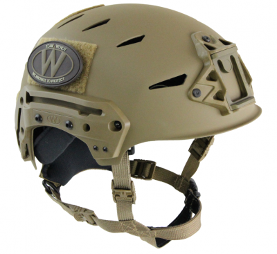 The EXFIL Carbon Tactical Bump Helmet