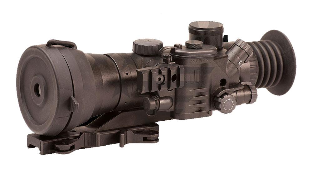 Night Optics Marauder 750 4X Gen 3 Autogated Night Vision Scope