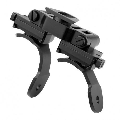Night Vision Helmet Mount IC D-14 Dual PVS-14