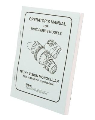 M98x Manual