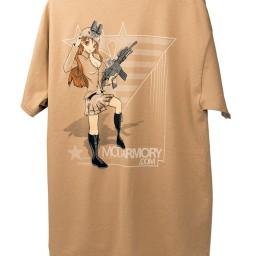MOD T-shirt Tan