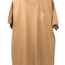 MOD T-shirt Front Tan