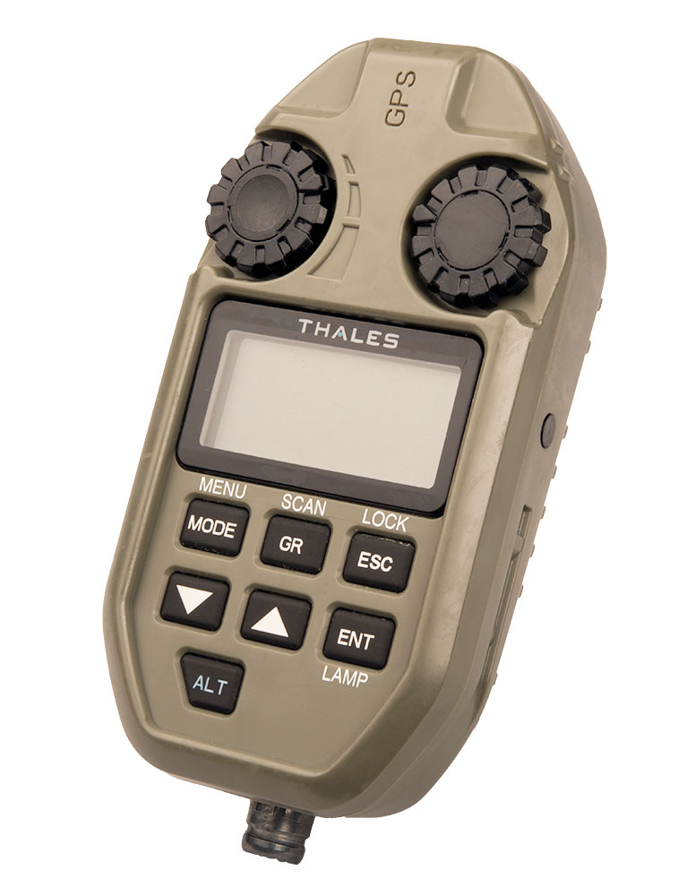 Thales Remote Control Unit RCU Inc GPS System