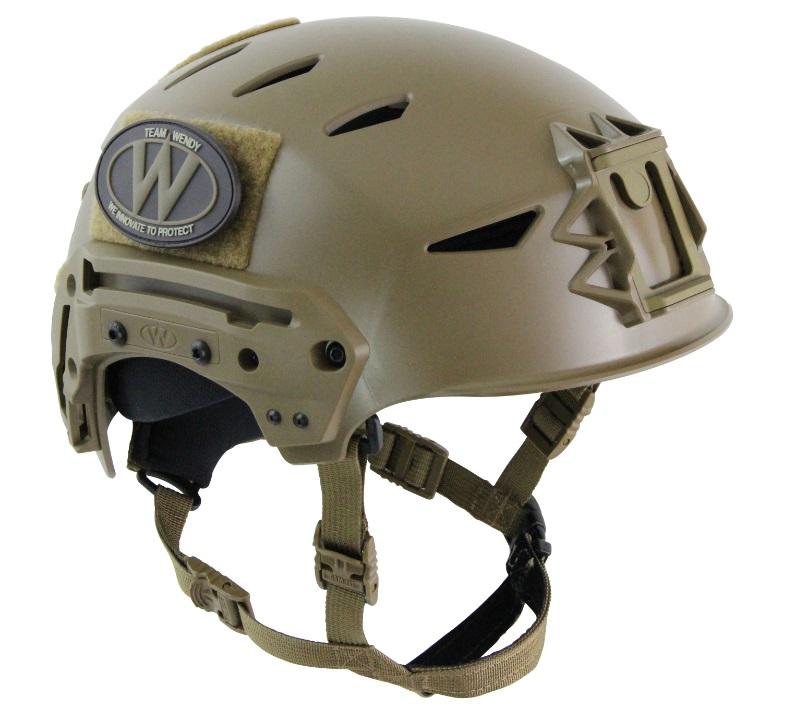 Team Wendy EXFIL LTP Tactical Polymer Bump Helmet