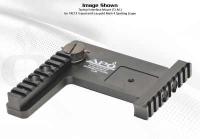 APO Tactical Interface Mount TIM to TACT-3