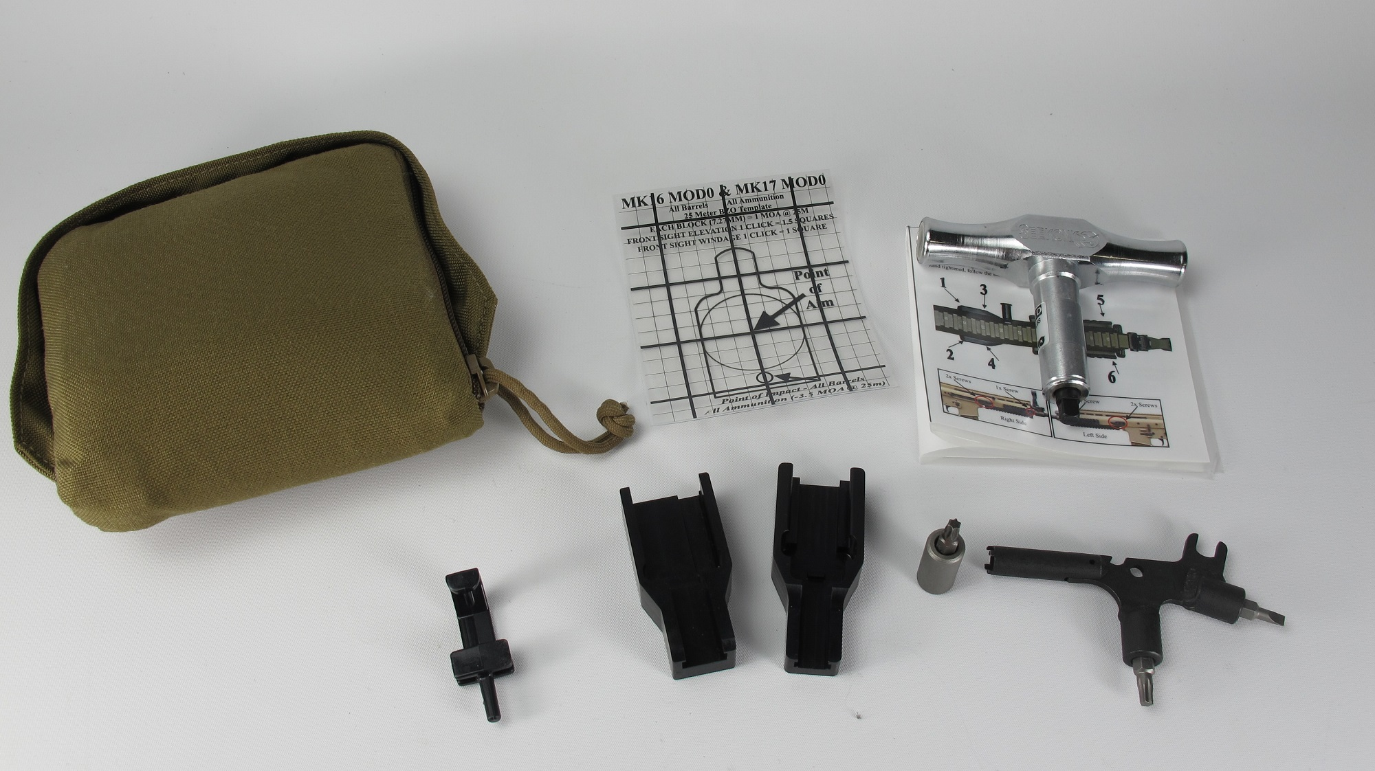 FN SCAR 17 and 16 Tool Kit