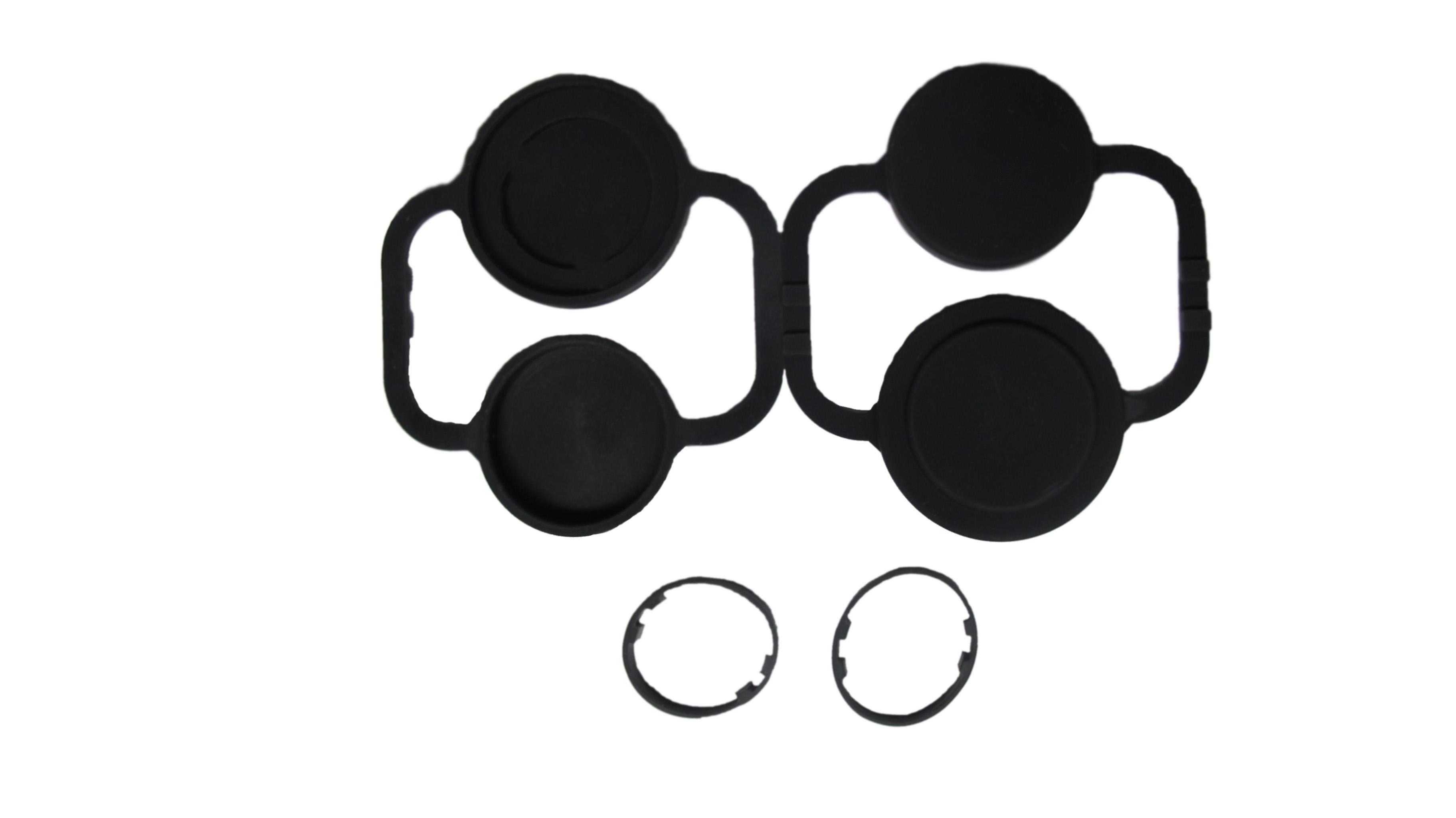 Bikini scope covers