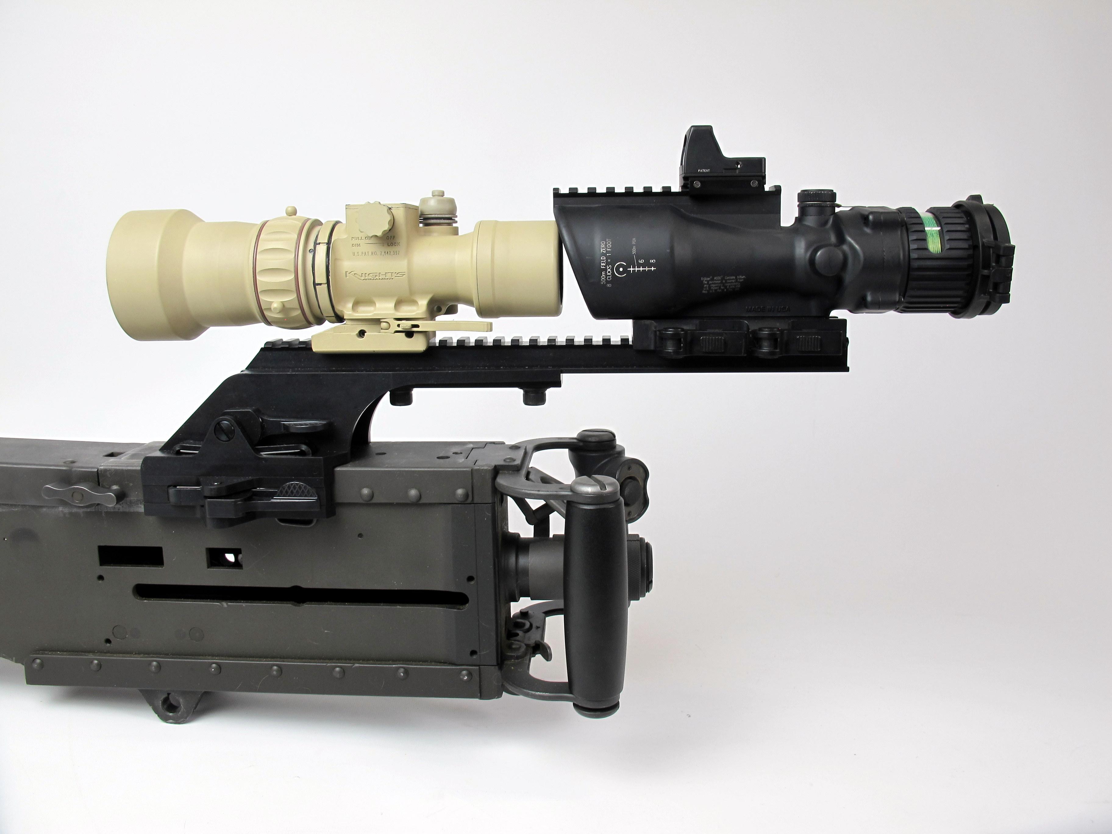 50 BMG Mount
