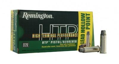 Remington High Terminal Performance Ammo 38 Special +P 158 Grain Lead