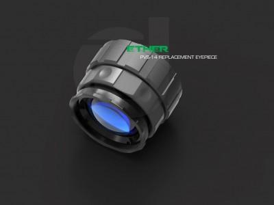 Ether eyepiece