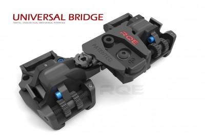 DIgital/Anolog Dual Mechanical Interface