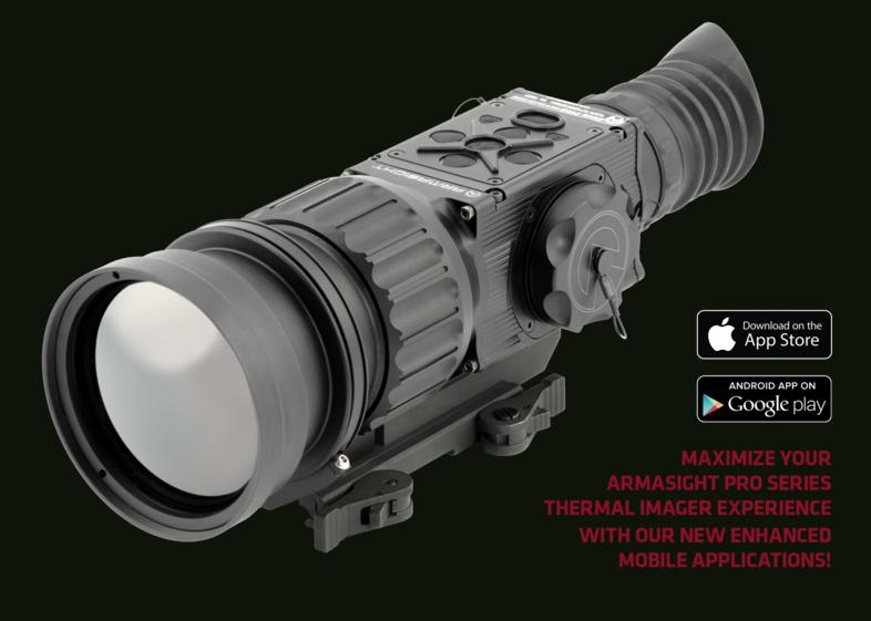 Armasight by FLIR Zeus 640 2-16x42 Thermal Imaging Weapon
