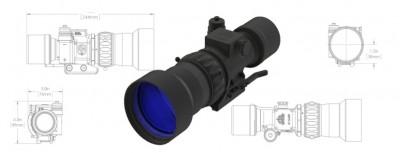 PVS-30 Clip-On