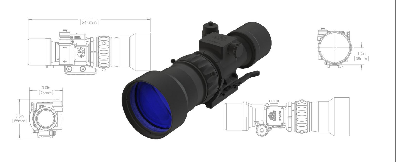 PVS-30 in 4G WP