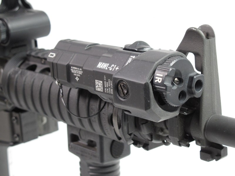 Element AN/PEQ-16A Tactical IR Laser Pointer LED Illuminator ...