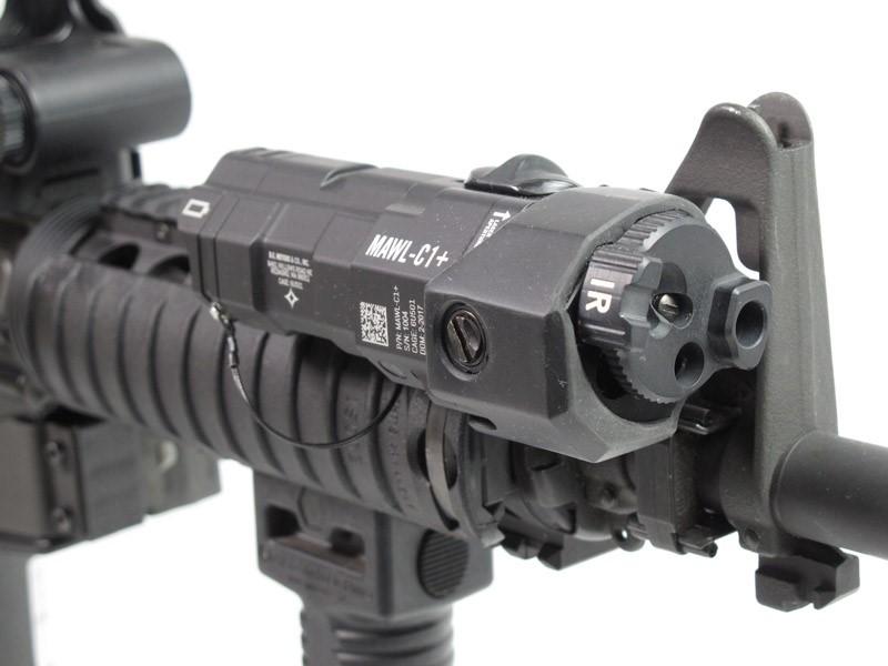 B E Meyers Mawl C1 Aiming Laser Illuminator Mod Armory