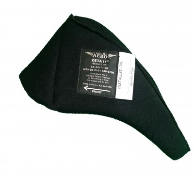 Helmet Liner Color: Black