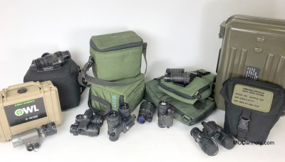 Pre Owned and Demo Night Vision