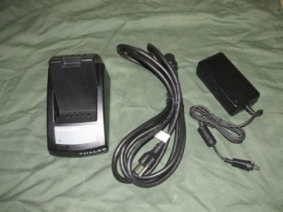 Thales rechargeable Battery Charger