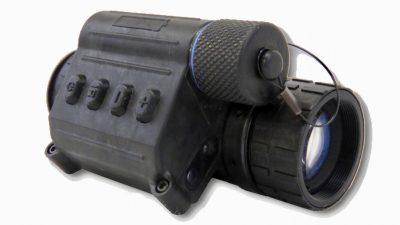 White Phosphor PVS-14 Harris Gen 3 Autogated Night Vision Monocular
