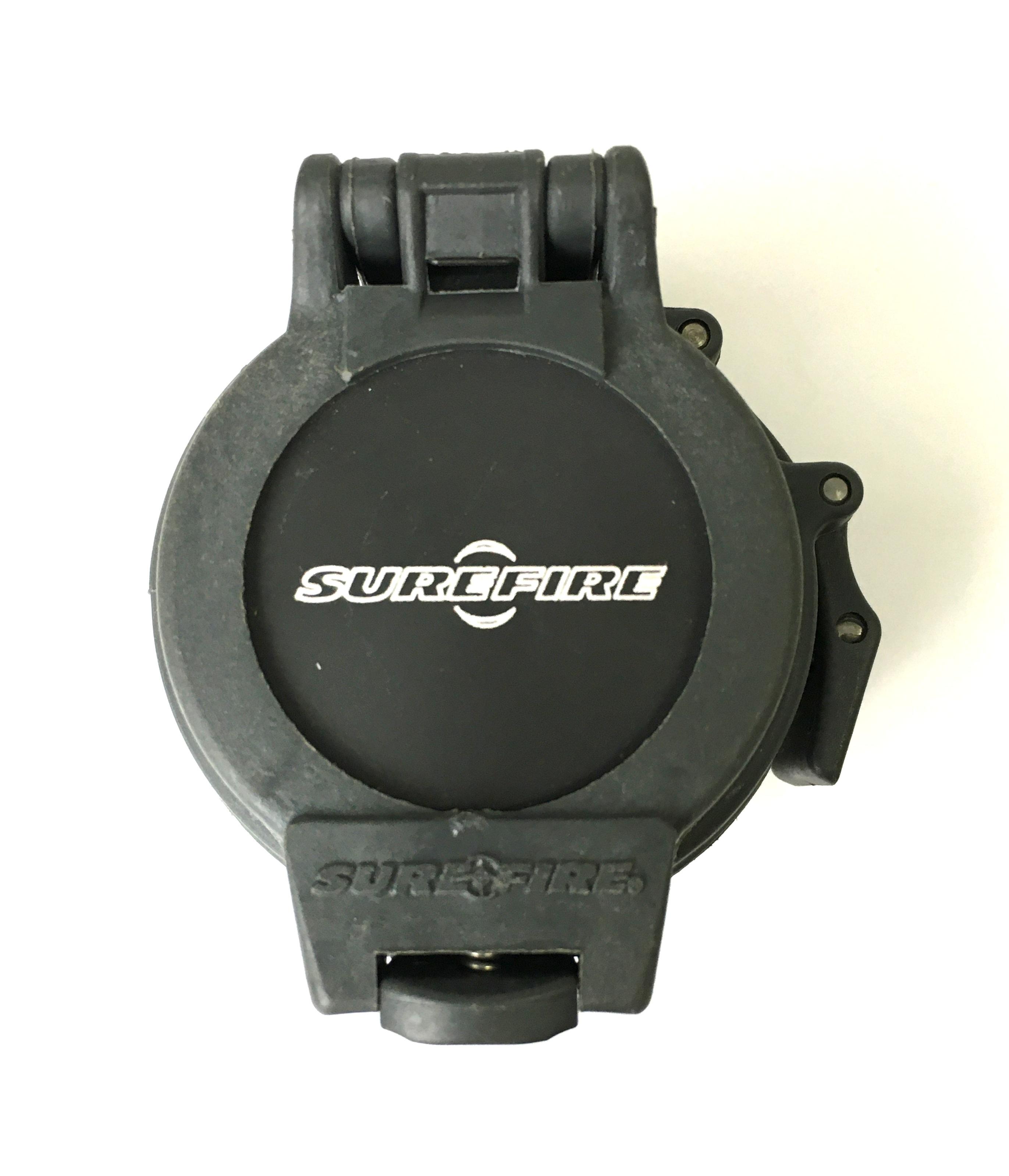 SureFire F32 Hard Cap Closed