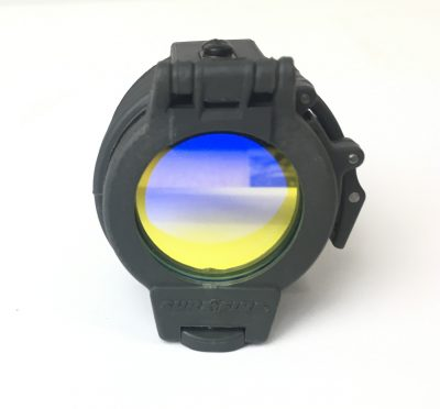 SureFire FM16 Blue Filter Closed