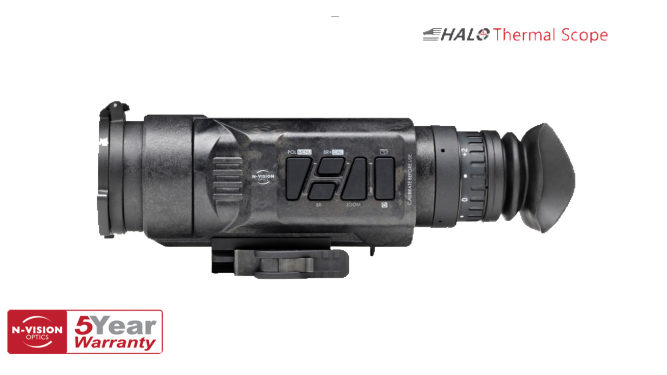 Halo Thermal Weapon Scope