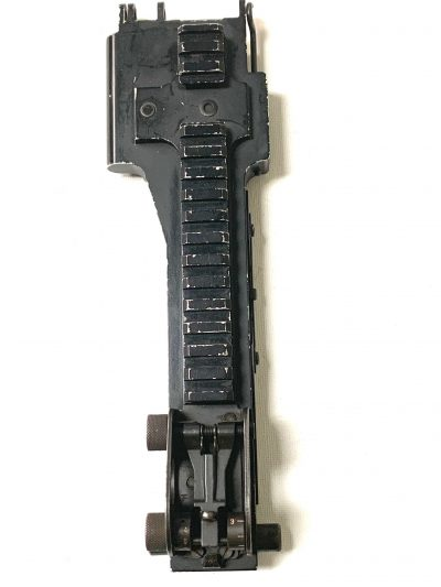m249 (cut out) railed cover assy