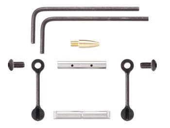 These KNS Precision AR15 M16 Gen 2 MOD 2 Trig Ham Pins Non-Rotating